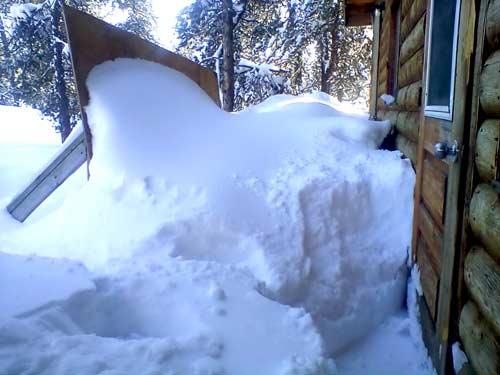 Snow at nsrl