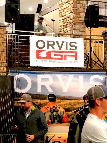 Orvis Meeting