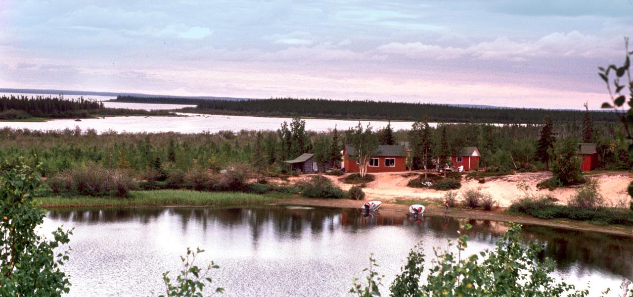 Bain Lake Oupost