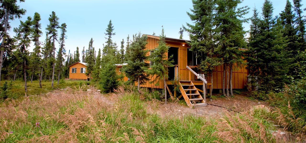 Burnie Lake outpost