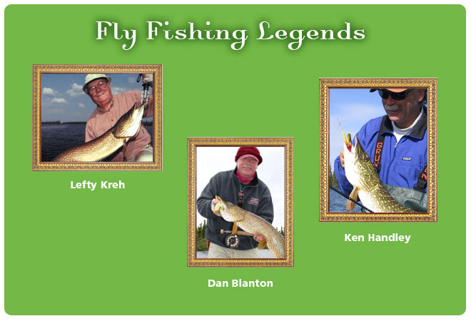 Fly-Fishing Legends