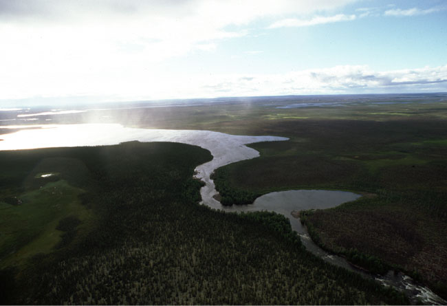 North Seal River System