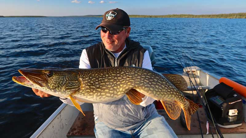 Mike Borger Trophy Pike